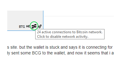Bitcoin network id